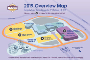 IMO USA - ICUEE Overview Map Image